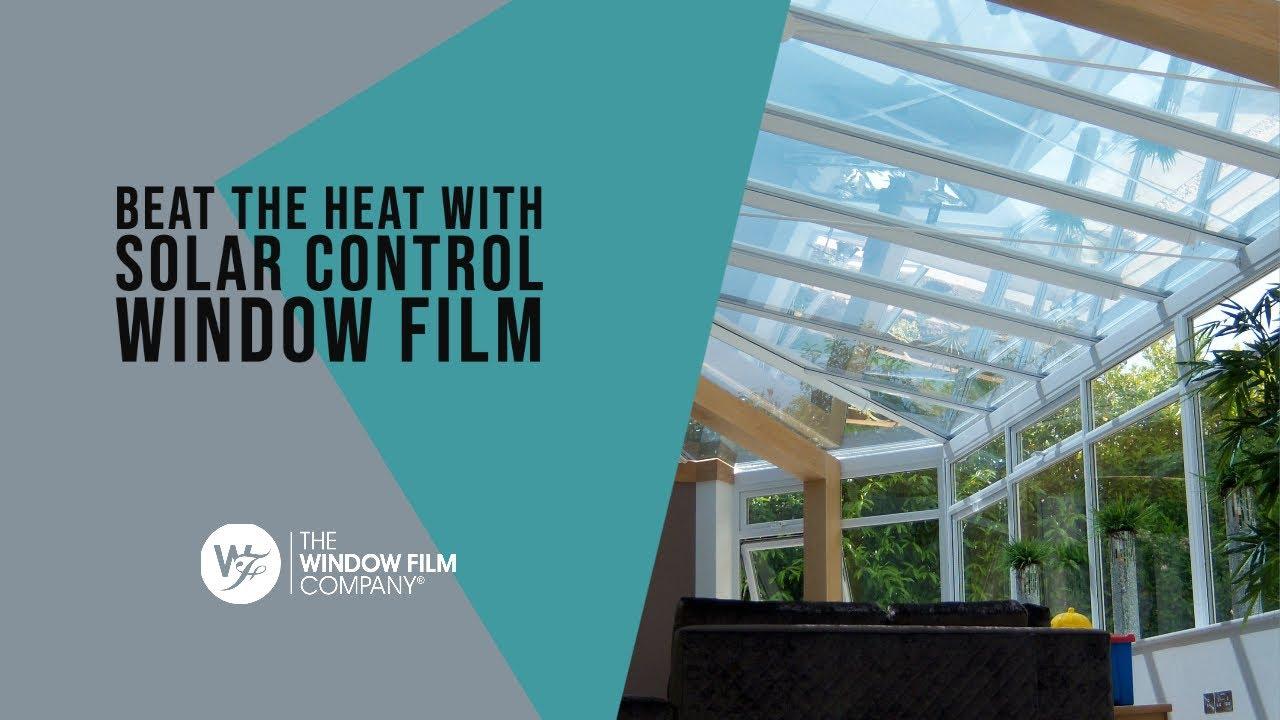 Solar Reflective Window Film To Beat The Heat Youtube