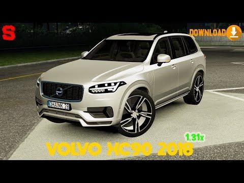 VOLVO XC90 2018 [1.31x] - SiMoN3 ETS2 & ATS (+download) - Продолжительность: 4:24