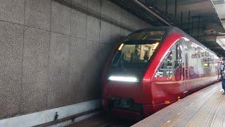 【回送】●20200320 80000系 発車 @近鉄名古屋