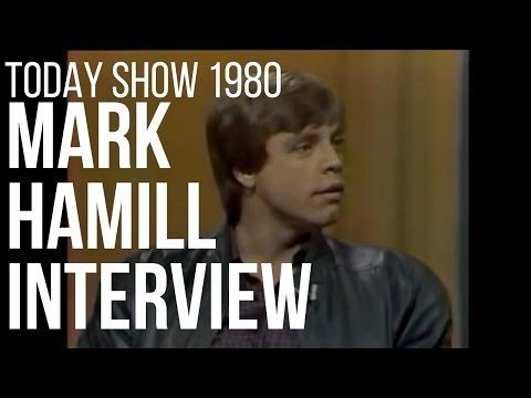 Mark Hamill Harrison Ford 1980 Star Wars Today Show Interview