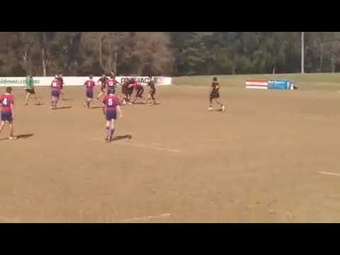 Rugby league fight
