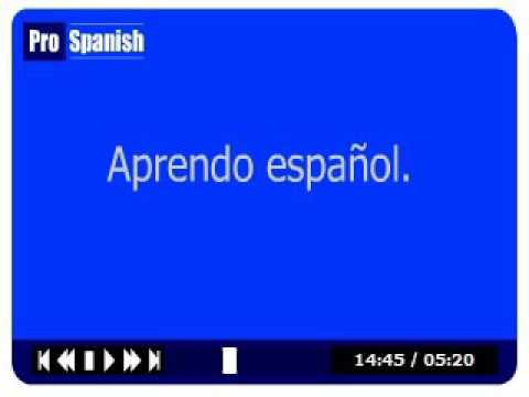 Learn Spanish Fast and Easy