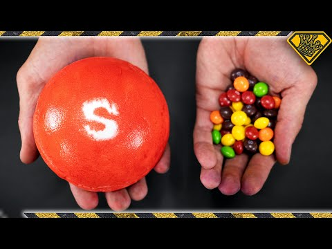 Making Hamburger Sized Skittles from YouTube · Duration:  12 minutes 39 seconds