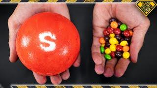 Download Making Hamburger Sized Skittles Mp3 and Videos