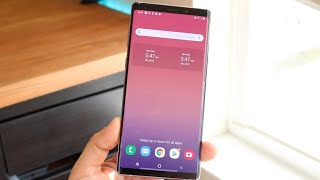 Samsung Galaxy Note 9 In 2019! (One Year Later!) (Review)