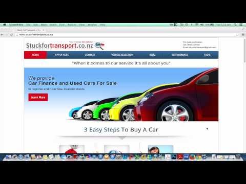 Car Finance & Cars Forsale NZ
