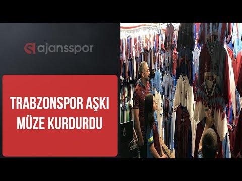 Trabzonspor aşkı evine