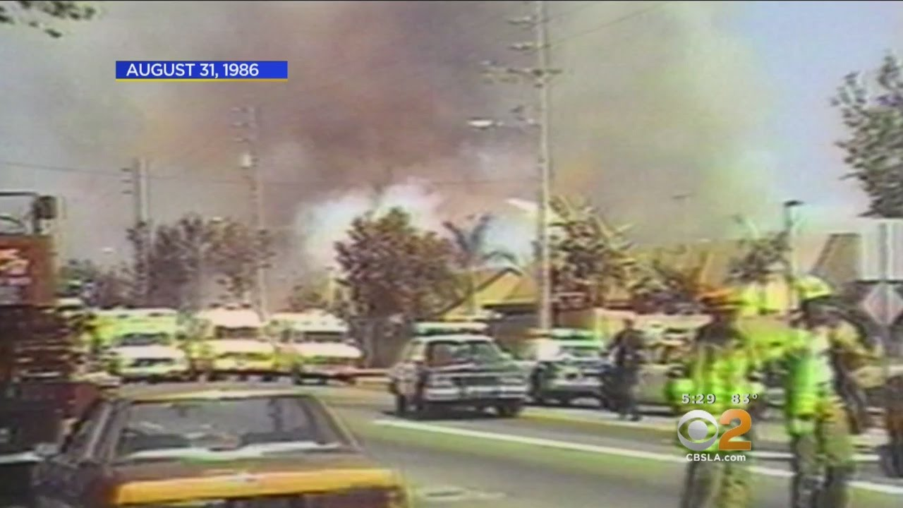 Cerritos Plane Crash Remembered 30 Years Later