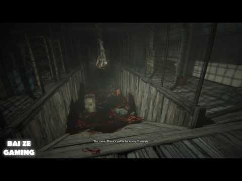 Outlast 2 Part 14 - Finding the Hook, Projector Puzzle!