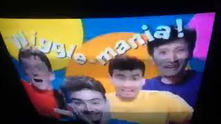 Opening To The Wiggles Wiggle Time 1993 (1996 Reprint) VHS