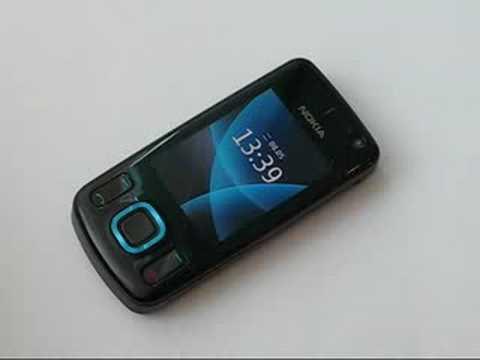 Nokia 6600 slide敲打報時