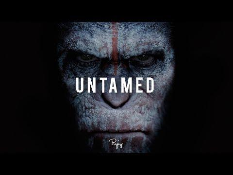 """Untamed"" - Aggressive Rap Beat | Free Trap Hip Hop Instrumental Music 2018 | Flow #Instrumentals"