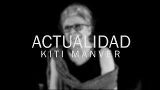 ACTUALIDAD - Entrevista a Kiti Manver | #ActoresActricesRevista