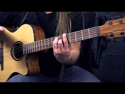 """Learn To Play """"Not In That Way"""" By Sam Smith (Guitar Lesson)"""
