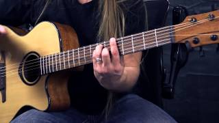 """How To Play """"Not In That Way"""" by Sam Smith  - Easy Guitar Lesson"""