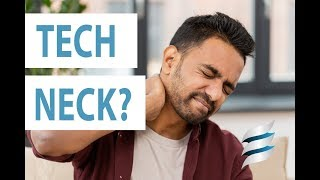 Forward Head Posture - Reduce neck tension and headaches
