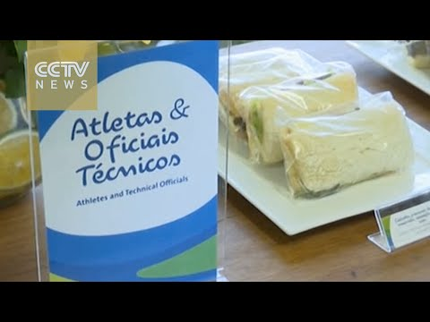 2016 Rio Olympics: Athletes' menus taking shape