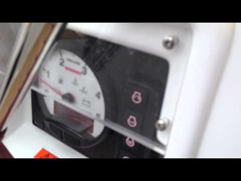 How To Start Amp Shut Down Your New Yanmar Diesel Engine