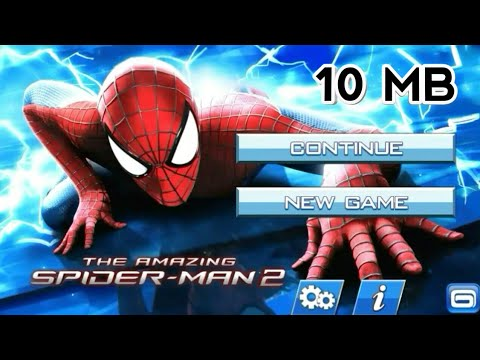 [10 MB] How To Download The Amazing Spiderman 2 Java Game For Android