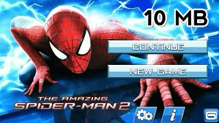 Download [10 MB] How To Download The Amazing Spiderman 2 Java Game For Android