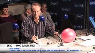 Didier Jamet parle de la sonde Voyager