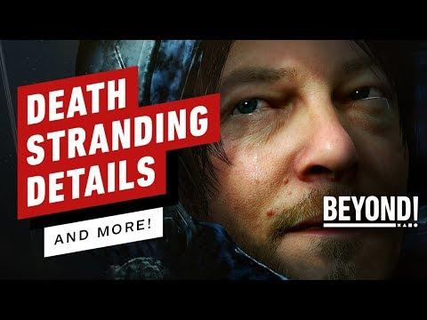 Breaking Down New Death Stranding Details - Beyond Episode 599 thumbnail