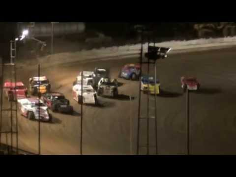 Pittsburgh's Pennsylvania Motor Speedway NDRL Modified Feature 4-10-2014