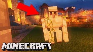 Minecraft: EQUIPE SURVIVAL SOLO - O GOLEM de FERRO!!! #90.5