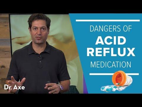 Acid Reflux Medication Linked to Liver Disease (& Better Alternatives)