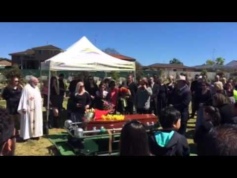 Eddies burial
