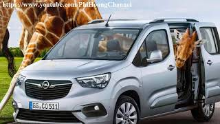 2019 Opel Combo Life Review- Auto Review - Phi Hoang Channel