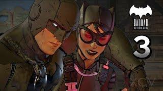 BATMAN: The Telltale Series  · FULL Episode 3: