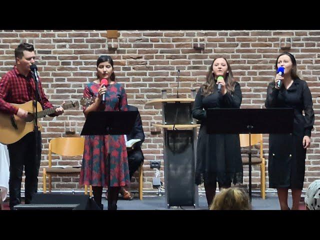 🔴 LIVE  Biserica Elim Frankfurt   03.10.2021