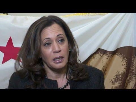 RAW: New California Senator Kamala Harris Talks To KPIX 5 Political Reporter Melissa Caen
