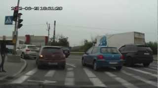Дорожные войны. Мазда vs BMW
