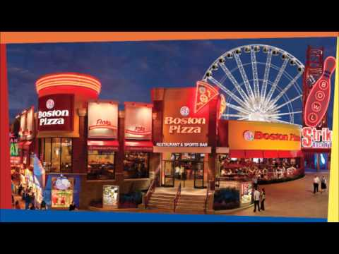 Boston Pizza Clifton Hill, Niagara Falls: NFL Sunday