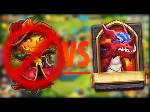 No PD VS HBM AA...Can We Beat This? -CASTLE CLASH