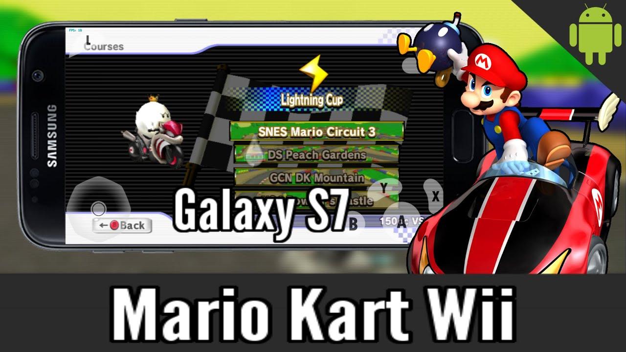 Mario Kart Wii Custom Track Gba Mario Circuit Youtube
