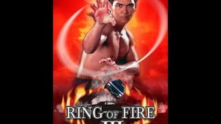 Ring of Fire 3   Lion Strike 1994 -Don Wilson