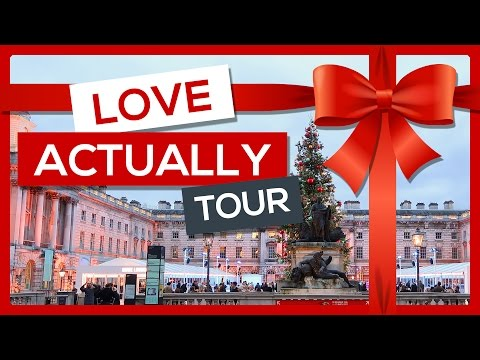 Love Actually Tour of London [Movie Locations]