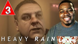 Heavy Rain Gameplay Walkthrough Part 3 - Sleazy Place / Crime Scene - Lets Play Heavy Rain