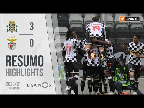 Boavista Benfica Goals And Highlights