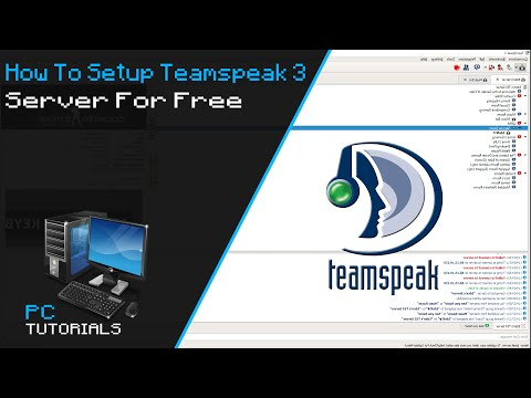 How To Setup Teamspeak 3 Server For Free