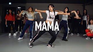 Gambar cover Ella Eyre, Banx & Ranx - Mama / Minny Park Choreography