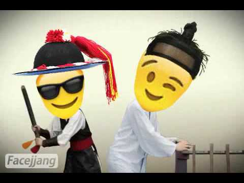 Funny emoji beat video