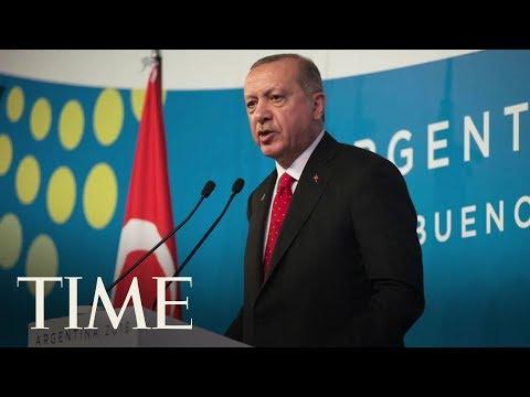 Turkey Wants An International Arrest Warrant For NBA Player Enes Kanter | TIME