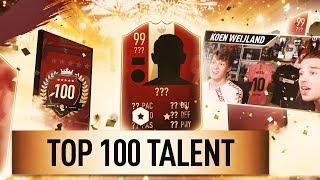 DE BESTE Player Picks OOIT!!! | TOP100 TALENT #39 LUCA