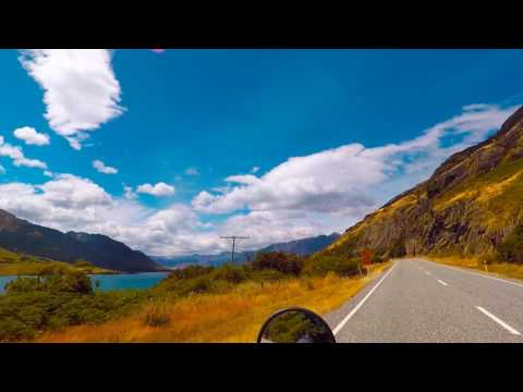 Episode 6 - Hwy 6 South from Haast going towards Queenstown