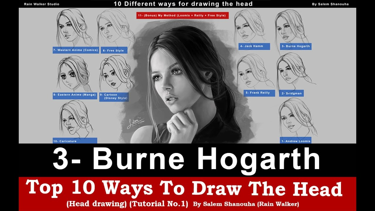 Drawing The Head And Figure By Jack Hamm Pdf