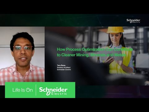 How Process Optimization Can Contribute to Cleaner Mining, Minerals, and Metals | Schneider Electric